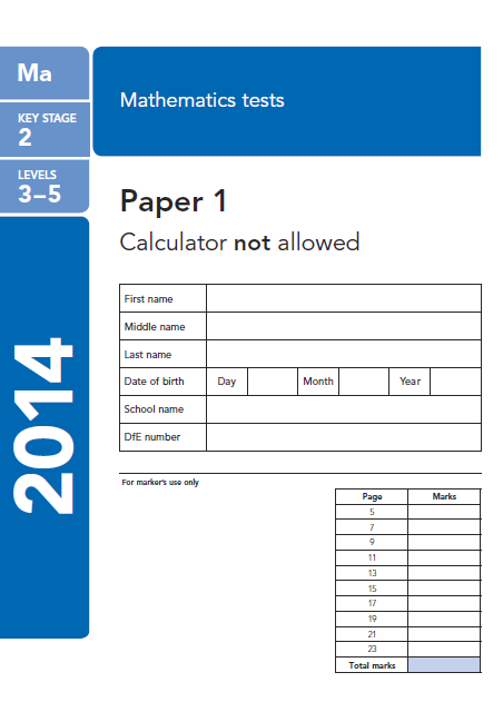 Sat Sample Papers Pdf